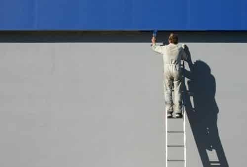 Sådan får du råd til at få malet dit hus