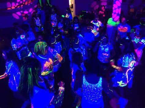 UV maling til tøj og krop